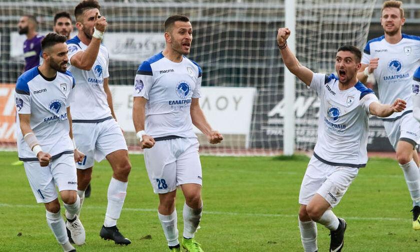 Football League: Ξανά στην κορυφή η Καβάλα - Πήρε το «θρίλερ» η Ρόδος! (βαθμολογίες)
