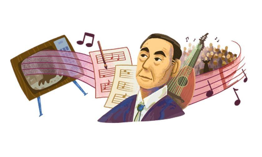 Akira Ifukube: Ποιος είναι ο Ιάπωνας μουσικός που τιμά η Google με το doodle