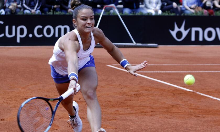 Roland Garros: Νωρίς το μεσημέρι ο αγώνας της Σάκκαρη