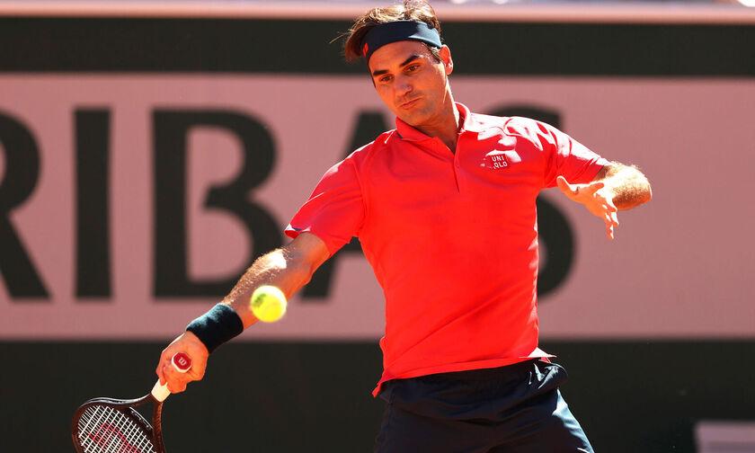 Roland Garros: Νικηφόρα πρεμιέρα για Φέντερερ