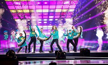 Eurovision 2021: Υψηλά ποσοστά τηλεθέασης σε όλη την Ευρώπη - Σε ποια χώρα την είδαν σχεδόν όλοι!