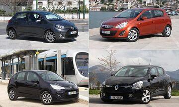 Diesel αυτοκίνητα 5ετίας σε χαμηλές τιμές