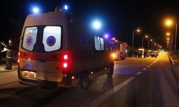 Απίστευτο τροχαίο: Αυτοκίνητο πέρασε με κόκκινο και διεμβόλισε ντελίβερι