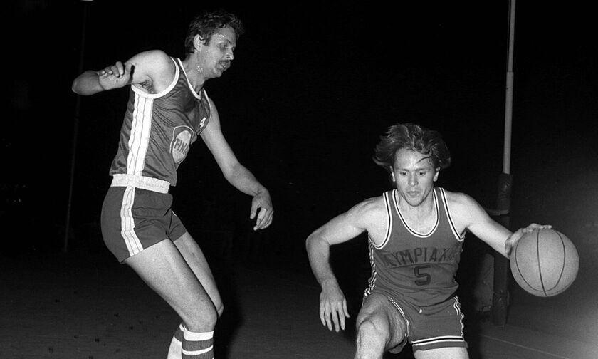 Ολυμπιακός - Παναθηναϊκός 110-68: Ήταν 1η Ιουνίου του 1977... (vid)