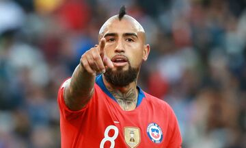 Χιλή: Θετικός στον κορονοϊό ο Βιδάλ, χάνει το ματς με την Αργεντινή
