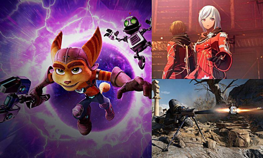 Videogames: Οι νέες κυκλοφορίες - Ιούνιος 2021