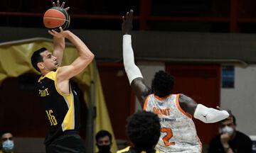 Basket League: Προμηθέας - ΑΕΚ στον πρώτο μικρό τελικό