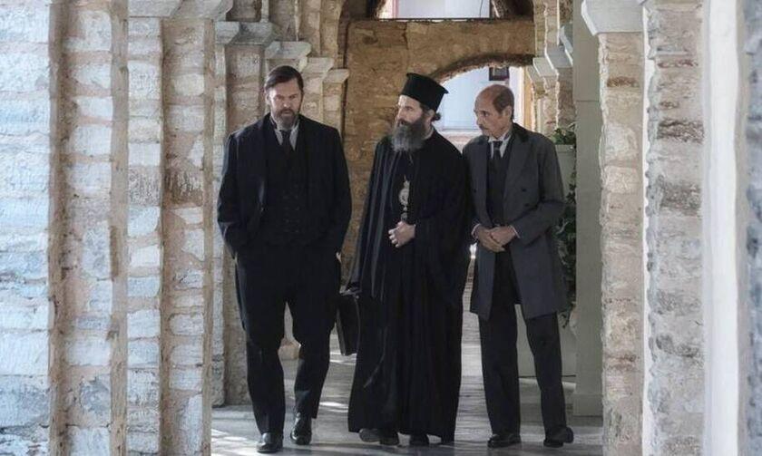 «Ο Άνθρωπος του Θεού»: Βραβείο Κοινού στο Φεστιβάλ Ελληνικού Κινηματογράφου του Λος Άντζελες (vid)