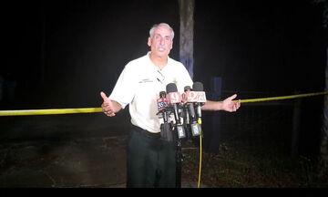 ΗΠΑ: Αστυνομικοί ενεπλάκησαν σε ανταλλαγή πυροβολισμών με δυο εφήβους