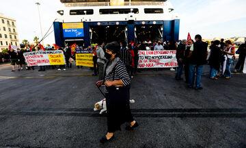 Πειραιάς: Έληξε η απεργία της ΠΕΝΕΝ - Κανονικά τα δρομολόγια των πλοίων