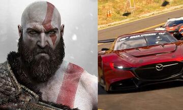 Sony: Και στο PS4 τα God of War Rangnarok και Gran Turismo 7!