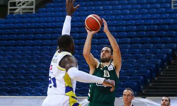 Basket League: Παναθηναϊκός και Λαύριο στον πρώτο τελικό