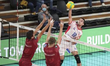 Στόχος του Ολυμπιακού το μεγάλο ταλέντο του σερβικού βόλεϊ Πάβλε Πέριτς (pics, vid)