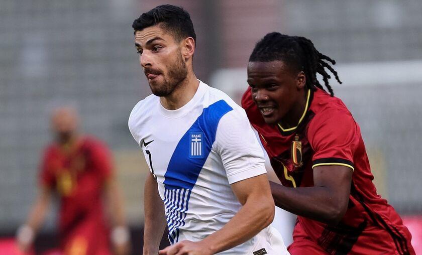 Βέλγιο - Ελλάδα 1-1: Έμεινε όρθια η Εθνική - Τρομερό ματς ο Μασούρας (highlights)