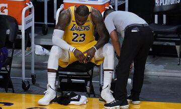 NBA Playoffs: Ο ΛεΜπρόν Τζέιμς αποκλείστηκε για πρώτη φορά στην καριέρα του στον πρώτο γύρο!