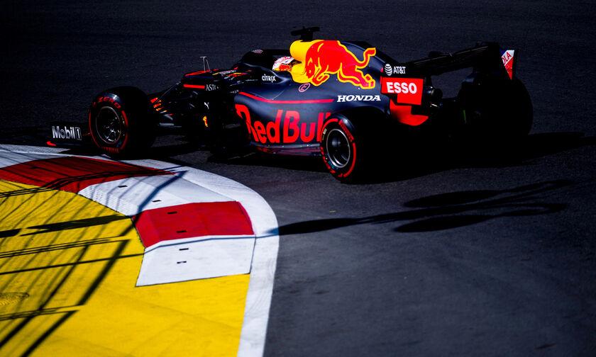 Grand Prix Αζερμπαϊτζάν: Πρωταγωνίστησε στα ελεύθερα δοκιμαστικά η Red Bull