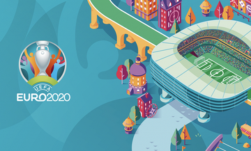 EURO 2020: Μόλις τρεις εκπρόσωποι από δύο ομάδες της Super League στη διοργάνωση