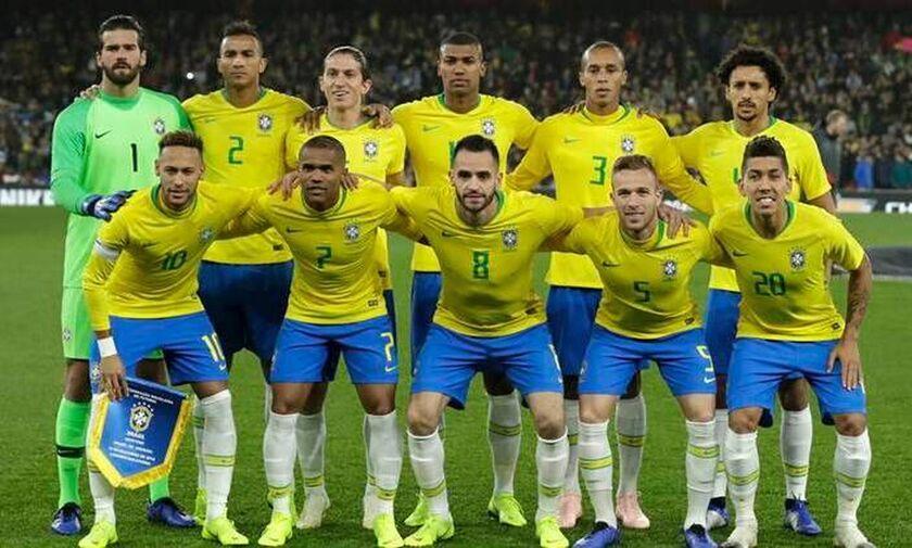 Οι Βραζιλιάνοι διεθνείς εξετάζουν την αποχή από το Copa America που τους ανατέθηκε προ ημερών!