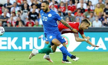 Φιλική επικράτηση (1-0) της Ουγγαρίας επί της Κύπρου (Ηighlights)