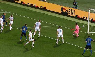 Φιλικό... καρέ (4-0) της Ιταλίας στην Τσεχία (Ηighlights)