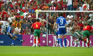 Πορτογαλία - Ελλάδα 1-2: Όταν άνοιξε ο δρόμος για το θαύμα!