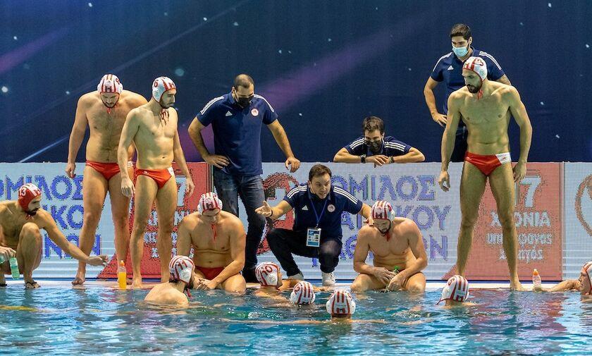 Ολυμπιακός - Μαρσέιγ 13-12: Φινάλε με νίκη και 7η θέση