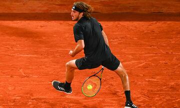 Roland Garros: Μεσημέρι Κυριακής (6/6) ο αγώνας του Τσιτσιπά με τον Μπούστα