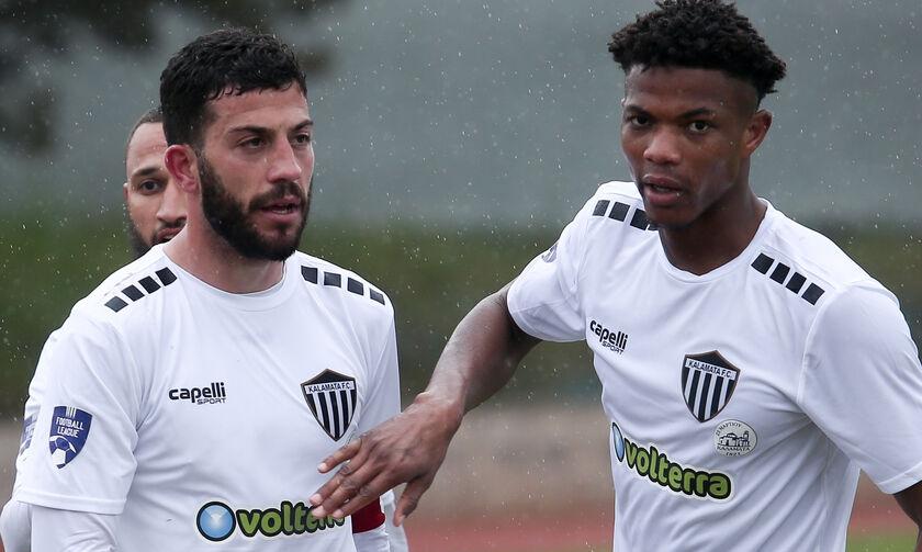 Football League: Όρθια η Καλαμάτα στον Βόλο (2-2)