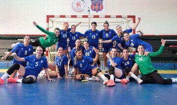 Λετονία – Ελλάδα 17-34: Νταμπλ σκορ και δύο στα δύο για τις γυναίκες