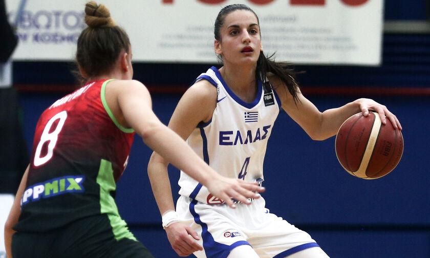 Σλοβακία - Ελλάδα 64-59: Φιλική ήττα της Εθνικής Γυναικών στο Σπλιτ