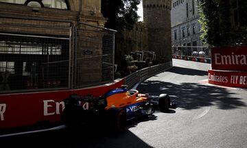 Grand Prix Αζερμπαϊτζάν: Ποινή τριών θέσεων στον Νόρις