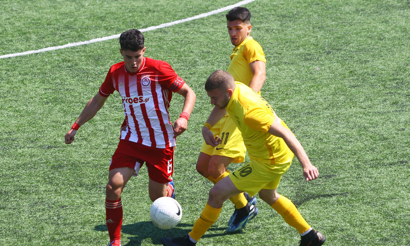 Super League K19: Πήρε την ισοπαλία ο Ολυμπιακός στην έδρα του Άρη με 1-1