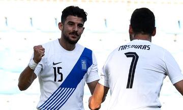 Νορβηγία-Ελλάδα 1-2: Αποτελεσματική για τα επίσημα! (Highlights)