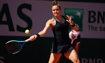 Σάκκαρη - Κένιν 2-0: Συγκλονιστική η Μαρία προκρίθηκε στους «8» του Roland Garros (highlights)
