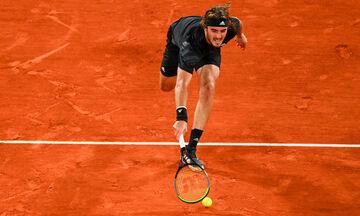 Roland Garros: Το βράδυ της Τρίτης (8/6) ο αγώνας του Τσιτσιπά με τον Μεντβέντεφ