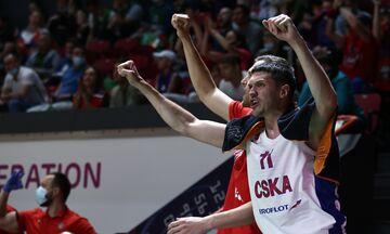 VTB League: Μια ανάσα από τον τίτλο η ΤΣΣΚΑ, νίκησε ξανά την Ούνιξ με 76-57 (vid)