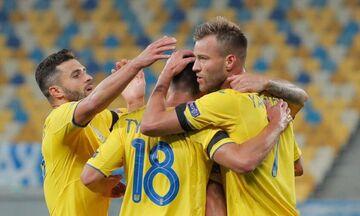 Ουκρανία - Κύπρος 4-0: Με... φόρα στο Άμστερνταμ!