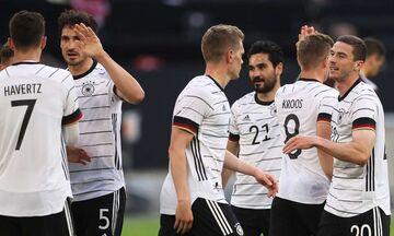Γερμανία - Λετονία 7-1: «Επτάρα» - μήνυμα από τα «Πάντσερ»!