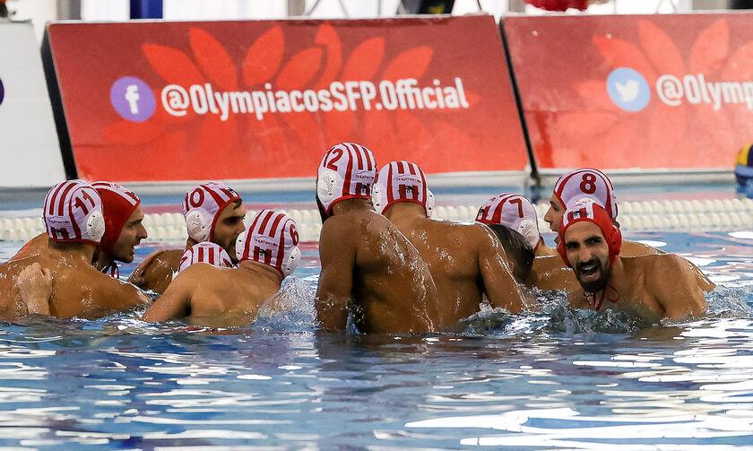 Ολυμπιακός: Ψηλά το κεφάλι