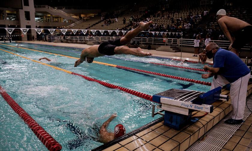 Κολύμβηση: Ξεκινά την Τετάρτη (9/6) το Πανελλήνιο Πρωτάθλημα