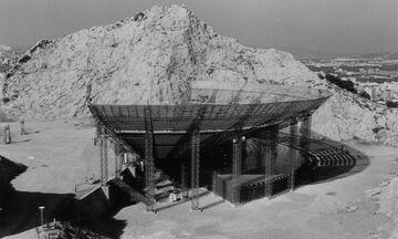 Θέατρο Λυκαβηττού: Τα… μπάζα έγιναν θέατρο – Το φιρμάνι, η Μονή Πετράκη, η Συνοδινού