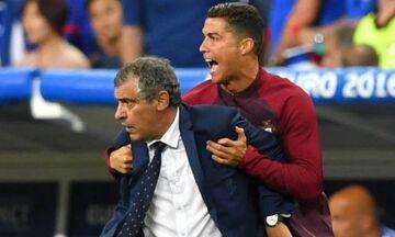 Euro 2016: Ο Σάντος ήξερε ότι θα γυρίσει... τελευταίος από τη Γαλλία
