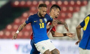 Παγκόσμιο Κύπελλο: Ο Νεϊμάρ οδηγεί τη Βραζιλία, «σκόνταψε» η Αργεντινή του Μέσι (vids)