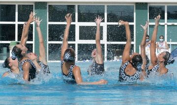 Καλλιτεχνική Κολύμβηση: Από τη Βαρκελώνη στο Τόκιο!