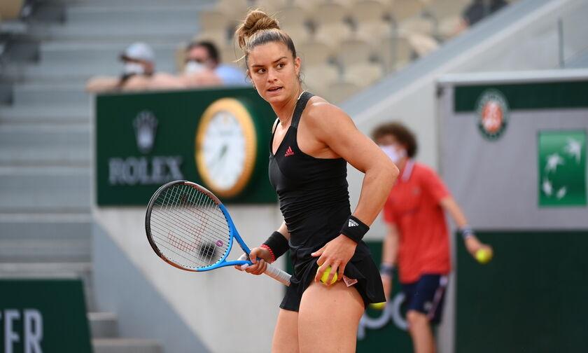 Σάκκαρη - Σβίατεκ 2-0: Μαγική Μαρία προκρίθηκε στα ημιτελικά του Roland Garros (highlights)