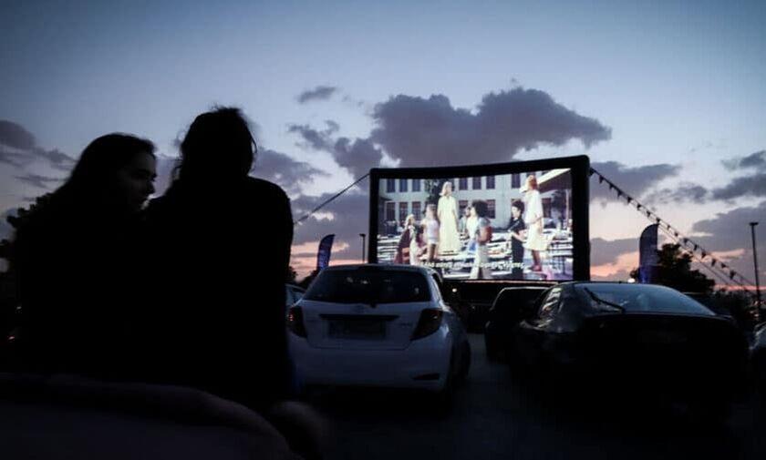 Το City Drive-in επιστρέφει στον χώρο του «Ελληνικού Κόσμου»