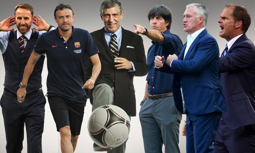 Euro 2020: Οι έξι προπονητές που θα ξεχωρίσουν στη διοργάνωση!