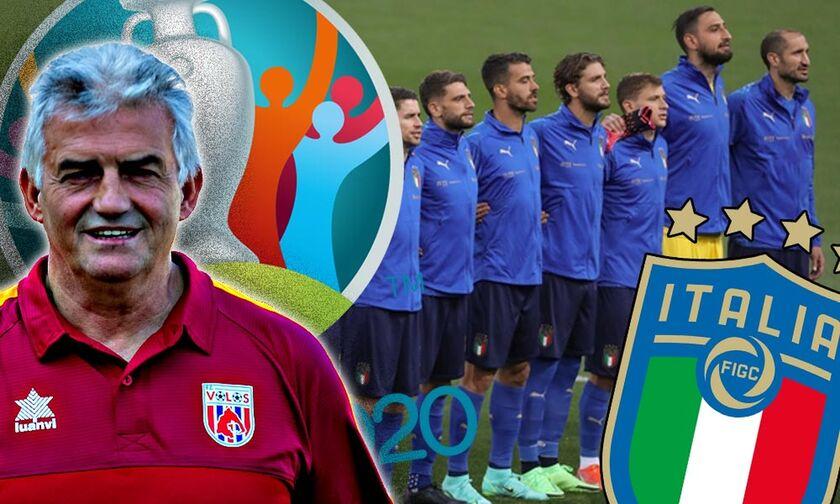 Σάκης Τσιώλης για το Euro 2020: «Ήρθε η ώρα της Ιταλίας...» - Ο θείος του Τσιτσιπά