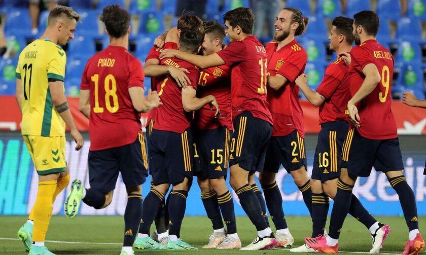 Μια ενδεκάδα παίκτες της Ελπίδων κάλεσε ο Λουίς Ενρίκε, στην Εθνική Ισπανίας, λόγω κορωνοϊού!