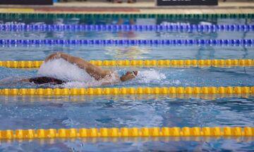 Πανελλήνιο Πρωτάθλημα Κολύμβησης: Ρεκόρ ο Ολυμπιακός στη σκυταλοδρομία - Όριο ο Χρήστου